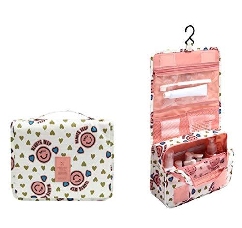 HUANFENGTING Bolsa de lavado de gancho colgante, bolsa de almacenamiento portátil de producción, plegable y portátil StyleB