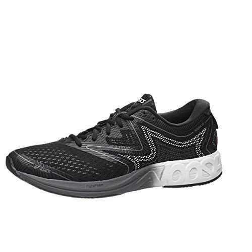 Asics Noosa FF, Zapatillas de Running Hombre, Negro (Black/White/Carbon), 46.5 EU