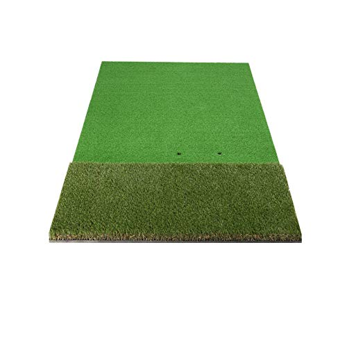 Purchase YX Xuan Yuan Golf mat Batting mat Swing Practice Blanket Indoor Cutting Practice, Thickenin...