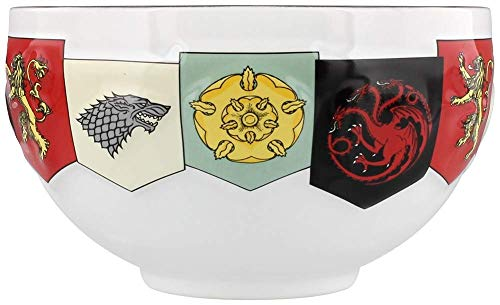 Game Of Thrones Bowl Banner, Multicolor, Unica