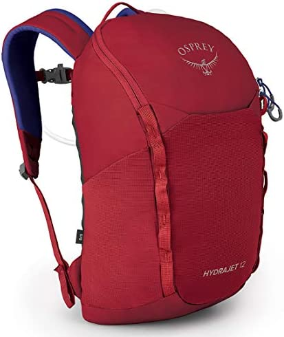 Hydrajet 12 Kid s Hydration Backpack Cosmic Red product image