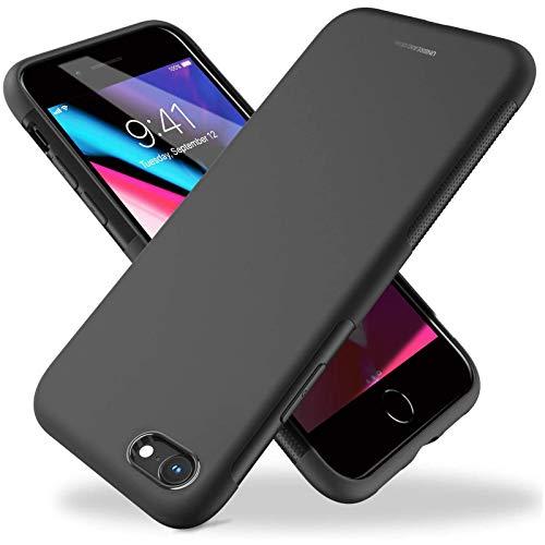 UNBREAKcable Hülle Kompatibel mit iPhone SE 2020, Upgrade Ultra-dünne iPhone 8/7 Handyhülle Weiche mattierte Case TPU Cover für 4,7 Zoll