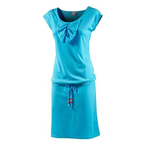 Maui Wowie Damen Jerseykleid blau XS