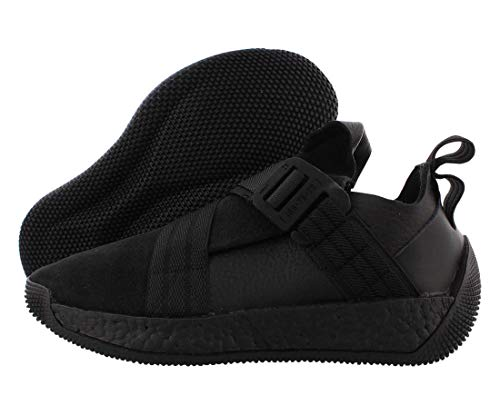 adidas Mens Harden LS 2 Buckle core Black/DGH Solid Grey Size 8.5