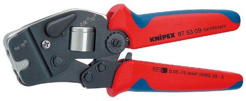 KNIPEX Tools - Crimping Pliers, Self-Adjusting (975309)