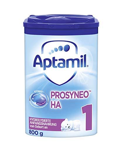 APTAMIL PROSYNEO HA 1, Anfangsmilch von Geburt an, Baby-Milchpulver (1 x 800 g)