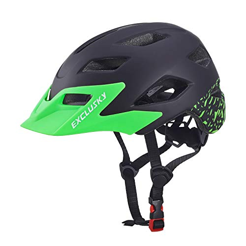 Exclusky Kids Helmets for Bike/Skate/Multi-Sport Lightweight Adjustable...