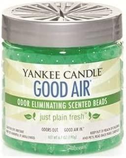 Yankee Candle Just Plain Fresh Good Air