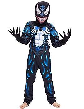 venom kids costume