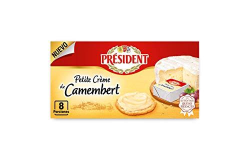 Président Queso Porciones Petite Creme De Camembert 133g