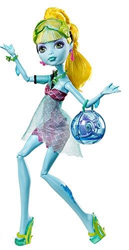 Mattel Monster High BCH06 -  13 Wünsche Lagoona, Puppe