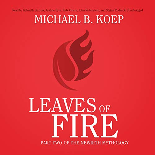 Leaves of Fire cover art