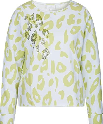 Sportalm Damen Sweatshirt Größe XXL Weiß (weiß)