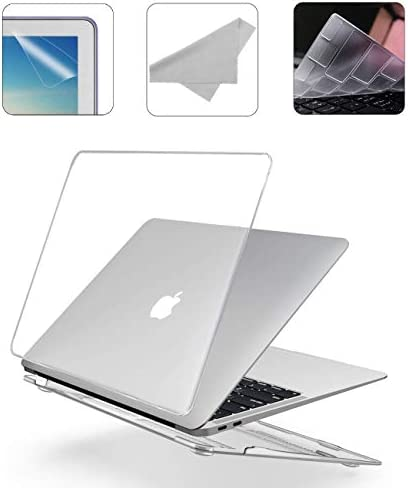 2020 New 13 Inch MacBook Pro M1 A2338 A2251 A2289 A2159 A1989 A1706 Hard Case Pack with Plastic product image