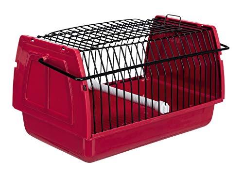 Trixie 5901 Transportbox, kleine Vögel/Kleintiere, 22 × 14 × 15 cm