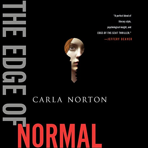 The Edge of Normal audiobook cover art