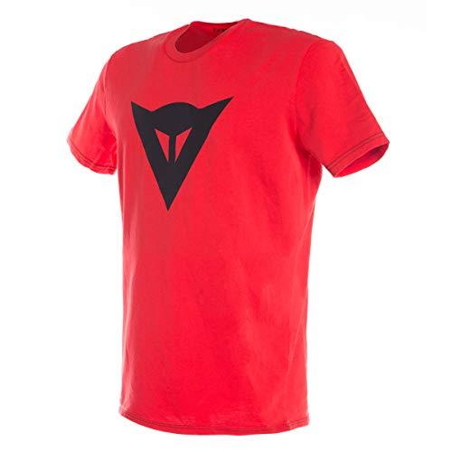 Speed Demon T-Shirt, Rouge/Noir, Taille L
