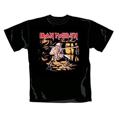 Iron Maiden - Camiseta pedazo de mente (en XXL)