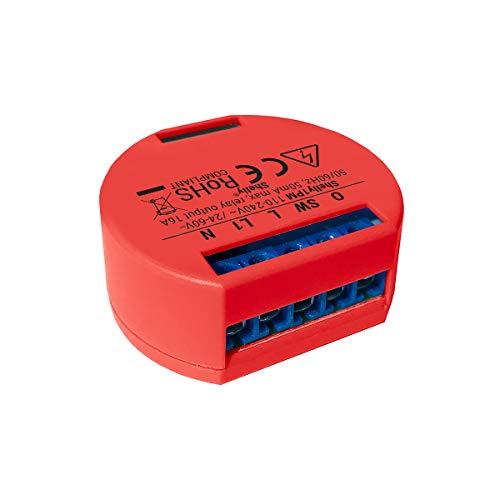 radiador wifi eléctrico de la marca Shelly