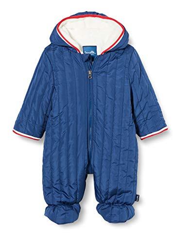 Sanetta Baby-Jungen Neptun Overall, blau, 074