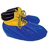 ShuBee Waterproof Shoe Covers, Dark Blue, 40 Pair...