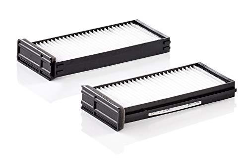 Original MANN-FILTER Innenraumfilter CU 23 000-2 – Kabinenluftfilter Satz (2er Set) – Für PKW