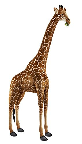 Hansa Toys Life Size Giraffe Stuffed Animal
