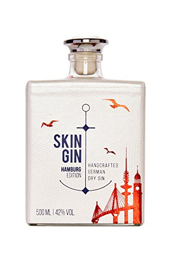 Skin Gin - Hamburg Edition White (1 x 0,5 l)