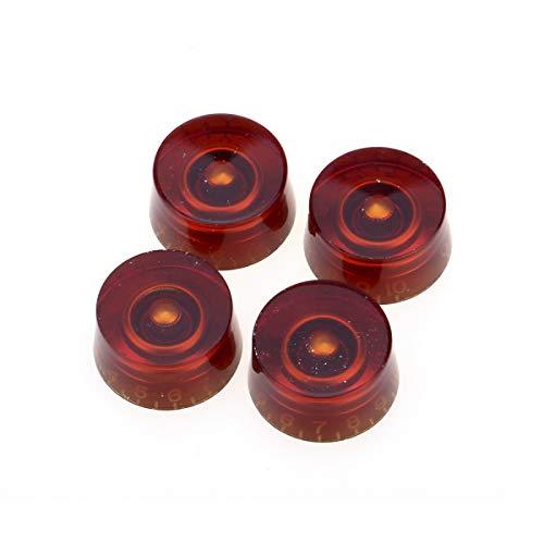 Musiclily Pro Imperial Pulgadas Tamaño Botones de Potenciómetros Forma Cilíndrica Perillas para...