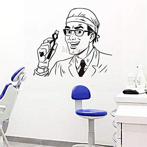 Wandtattoo Wohnzimmer Dental Aufkleber Aufkleber Zahnarzt Zahnklinik Dekoration Zahnpflege Shop Zahnextraktion Wandbilder