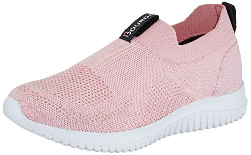 Bourge Women's Micam-102 L.Pink Running Shoes-6 UK (38 EU) (7 US) (Micam-102-06)