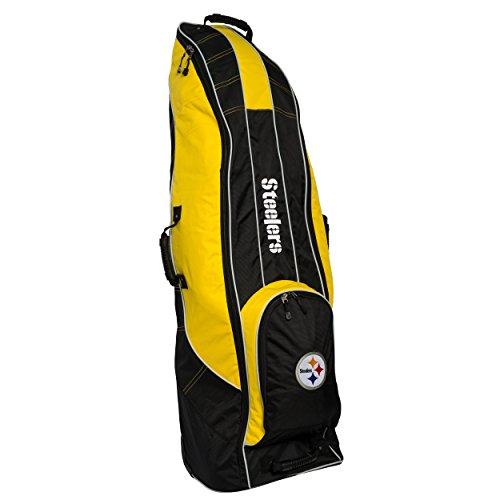 Team Golf NFL Pittsburgh Steelers Travel Golf Bag