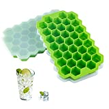Best Ice Cube Trays - 2 PCS Premium Ice Cube Trays, AUSSUA Silicone Review