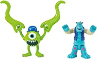 Fisher-Price Imaginext Monster's University Scary Mike & Sulley Playset [並行輸入品]