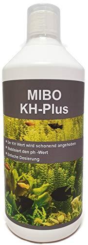 MIBO KH Plus 1000ml Aquarium Wasseraufbereiter Wasseraufhärter Ph Stabilisator