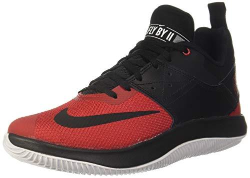 Nike Fly.by Low Ii Mens Basketball ShoesAj5902-006 Size 10.5