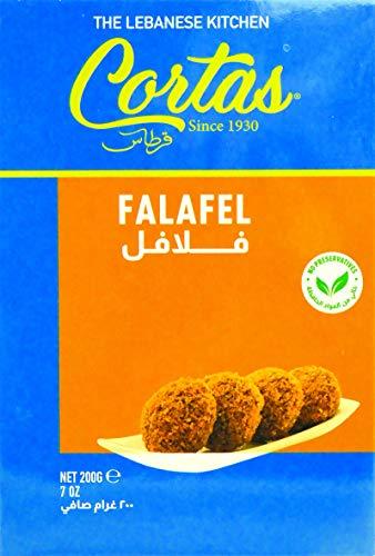 Cortas Mezcla Para Preparar Falafel 200 g   Lot de 4