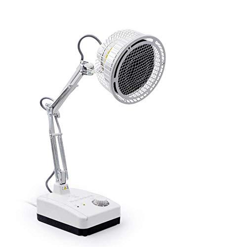 XBAO Infrarood verwarming lamp mini draagbare infrarood lamp design tafellamp met instelbare arm verlenging verwarmingslamp verstelbare basis versterkte functie