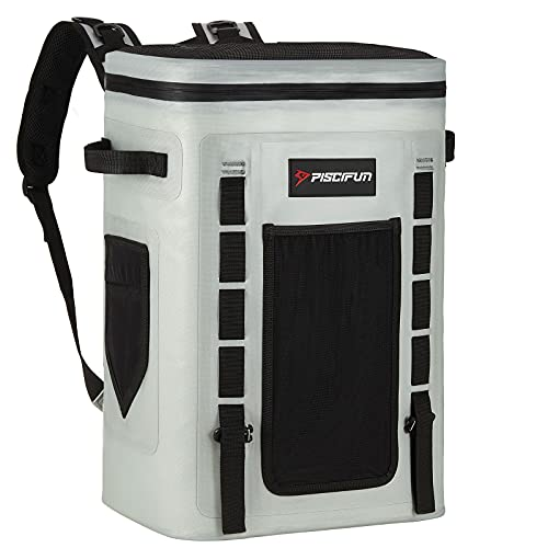 Piscifun Polar X Backpack Cooler Insulated 22L, 36 Cans Large Cooler Backpack...