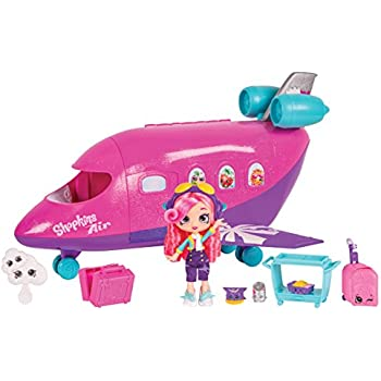 Shopkins HPP21000 Shoppies Skyana's Jet Plays | Shopkin.Toys - Image 1
