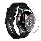 Vaxson 3 Stück Schutzfolie, kompatibel mit Blackview X1 Smartwatch smart watch, Displayschutzfolie TPU Folie [ nicht Panzerglas ]