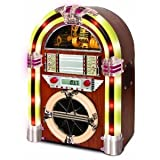 Sound Logic Cd Jukebox with Am/fm Radio