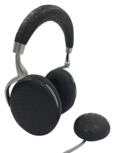 Parrot ZIK 3 - Cuffie audio wireless, high-tech, Nero (Black Croc)