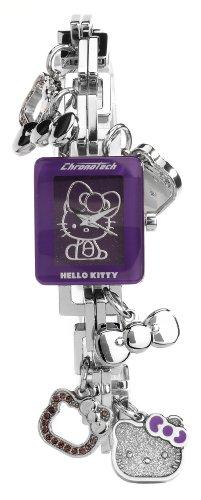 Hello Kitty Orologio Analogico Quarzo Donna con Cinturino in Acciaio Inox CT.6323L/09M