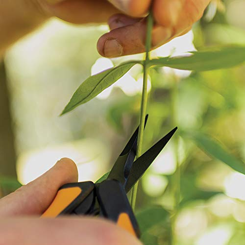 Fiskars Non-Stick Micro-Tip Pruning Snips