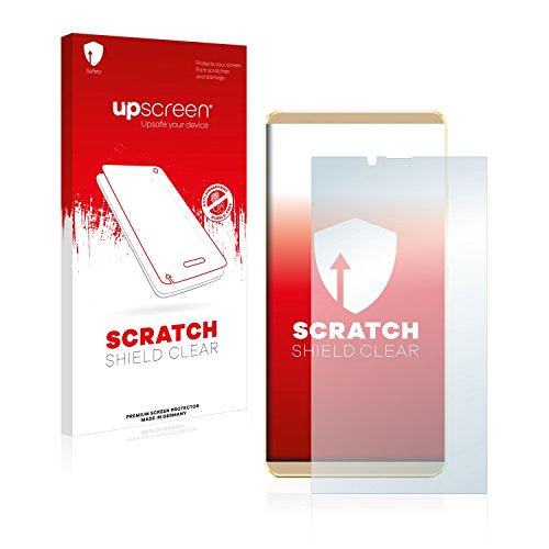 upscreen Schutzfolie kompatibel mit Allview V2 Viper X – Kristallklar, Kratzschutz, Anti-Fingerprint