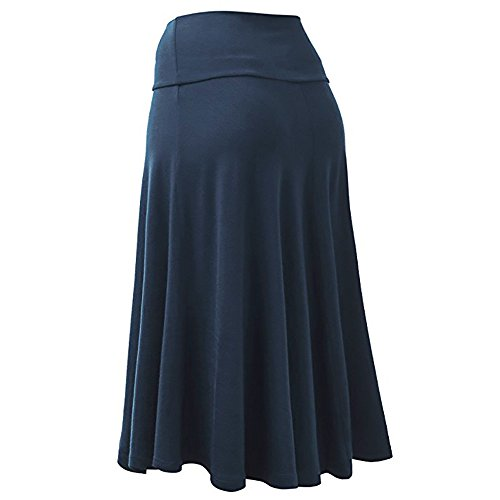 Auifor vrouwen hoge taille plissé een lijn lange rok front slit belted maxi rok