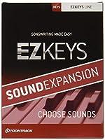 TOONTRACK EZ KEYS SOUND EXPANSION/BOX
