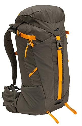 ALPS Mountaineering Peak Day Backpack 45L, Clay/Apricot