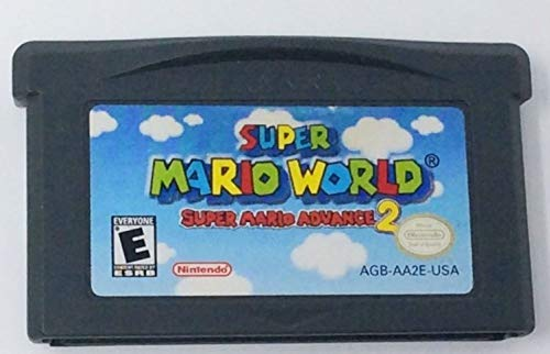 Super Mario World: Super Mario Advance 2 (Renewed)